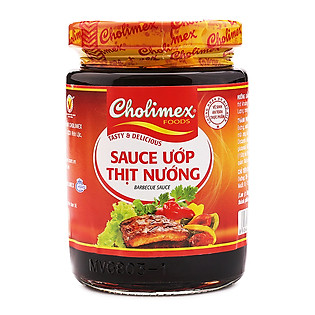 Sauce Ướp Thịt Nướng Cholimex Hũ Thuỷ Tinh 200G