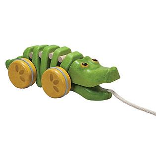 Mô Hình Plan Toys - Cá Sấu Nhảy Múa Pl5609