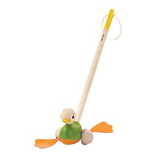 Gậy Tập Đi Plan Toys - Vịt Con Màu Sắc Pl5626