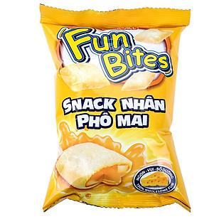 Snack Funbites Nhân Phomai 14G