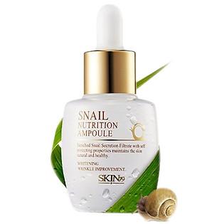 Serum Tinh Chất Ốc Sên Skin79 - Snail Nutrition Ampoule - 30Ml