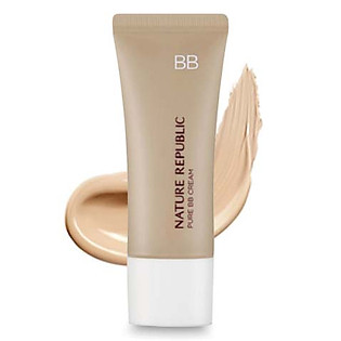 Kem Trang Điểm Nature Republic Pure BB Cream SPF30PA++ (15Ml)