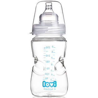 Bình Lovi BPA 0% Medical+ 59/204 (250Ml)