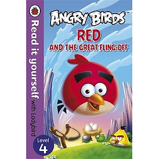 Angry Birds: Red And The Great Fling-Off (Hardcover)