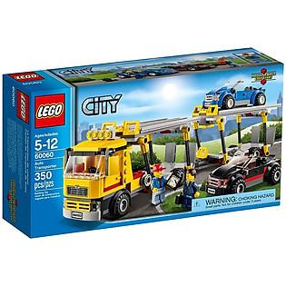 Mô Hình LEGO City Xe Vận Chuyển Ôtô (350 Mảnh Ghép) - 60060