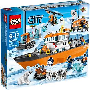 Mô Hình LEGO City Tàu Phá Băng - 60062