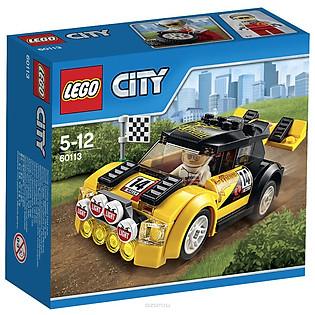 Mô Hình LEGO City Great Vehicles - Xe Đua Đường Trường 60113 (104 Mảnh Ghép)