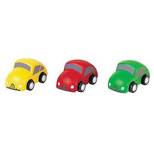Mô Hình Plan Toys - Bộ Ba Xe Ô Tô Pl6024