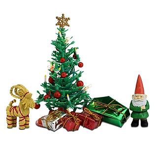 Bộ Cây Thông Noel Trang Trí Lundby - 60-6039-00