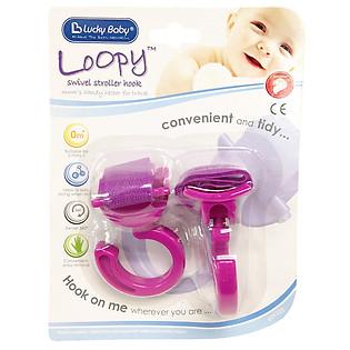 Gói 2 Móc Treo Lucky Baby 609323