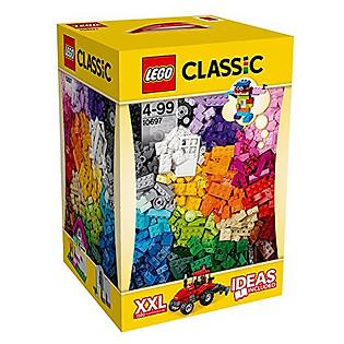 Mô Hình LEGO Classic - Thùng Gạch Lớn Sáng Tạo Classic 10697 (1500 Mảnh Ghép)