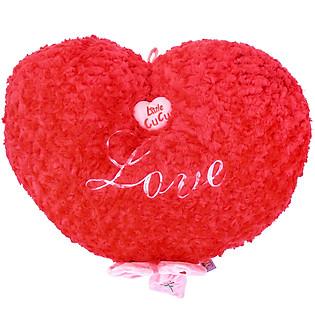 Gối Bông Trái Tim - Love