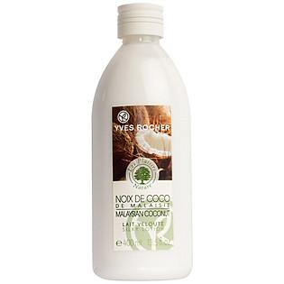 Sữa Dưỡng Thể Dừa Yves Rocher Malaysia Silky Lotion Coco Malaisie PN (400Ml) - Y101010