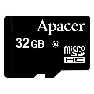 Thẻ Nhớ Apacer Micro SDHC 32Gb Class 10