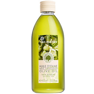 Gel Tắm Hương Olive Yves Rocher Olive Shower Gel Olive (400Ml) - Y101017