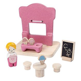 Mô Hình Plan Toys - Tiệm Kem Xinh Xắn Pl6614