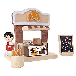 Mô Hình Plan Toys - Tiệm Bánh Trên Phố Pl6615