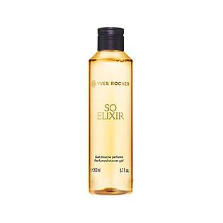 Gel Tắm Hương Nước Hoa Yves Rocher So Elixir (200Ml) - Y101361