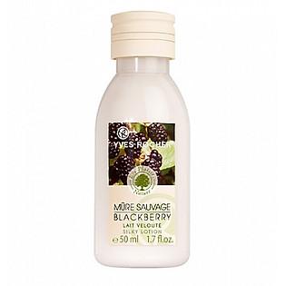 Sữa Dưỡng Thể Hương Mâm Xôi Đen Yves Rocher Silky Lotion Blackberry (50Ml) - Y101012