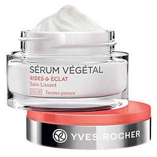 Serum Giữ Ẩm Và Chống Nhăn Ban Đêm Yves Rocher Wrinkle & Radiance Smoothing Night Care (50Ml) - Y102311