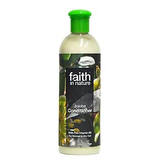 Dầu Xả Pro Vitamin B5 Phục Hồi Tóc Khô Faith In Nature 6J (400Ml)