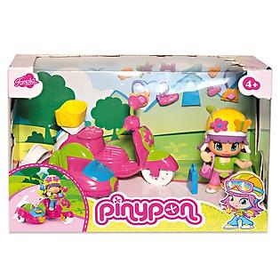 Xe Mô Tô Sành Điệu Pinypon - 700010259
