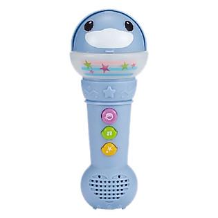 Đồ Chơi Microphone Có Nhạc Cho Bé Kuku KU7039