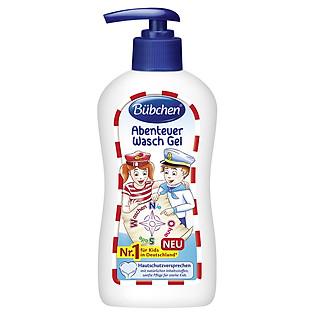 Sữa Tắm Wash Gel Dành Cho Trẻ Mẫu Giáo Bubchen 70658 (200Ml)