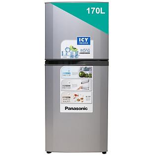Tủ Lạnh 2 Cửa Panasonic NR-BM179GSVN (170L)