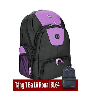 Ba Lô Ronal BL59 - Tím