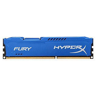 RAM Kingston 8G 1600MHZ DDR3 CL10 Dimm Fury Blue - HX316C10FB/8