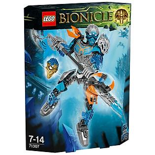 Mô Hình LEGO Bionicle - Thần Nước Gali 71307 (87 Mảnh Ghép)
