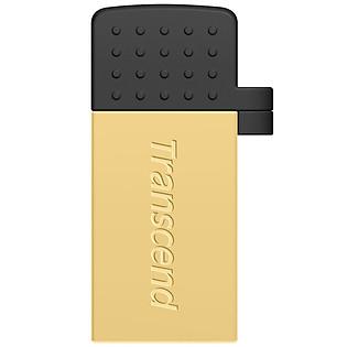 USB OTG  Transcend JF380 Gold 8GB