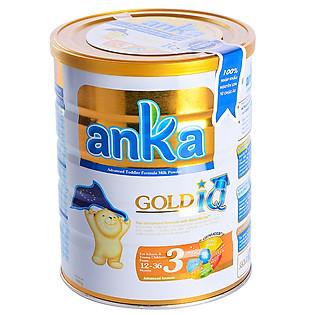 Sữa Anka Gold IQ Step 3 (900G)