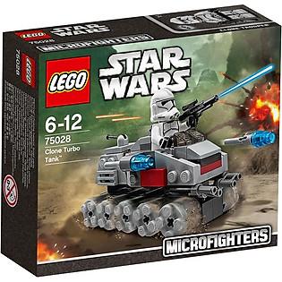 Mô Hình LEGO Star Wars Xe Tăng Nhân Bản (96 Mảnh Ghép) - 75028