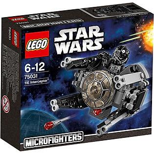 Mô Hình LEGO Star Wars Cỗ Máy Phòng Thủ Của Chủng Tộc TIE (92 Mảnh Ghép) - 75031