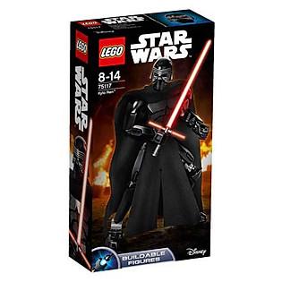 Mô Hình LEGO Constraction Star Wars - Tướng Quân Kylo Ren 75117 (86 Mảnh Ghép)