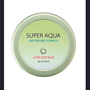 Kem Dưỡng Missha Super Aqua Anti-Trouble Spot Balm - M1930