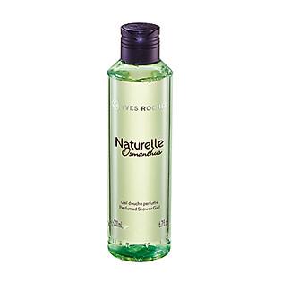 Gel Tắm Hương Nước Hoa Yves Rocher Perfumed Shower Gel Naturelle Osmanthus (200Ml) - Y102402
