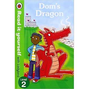 Read It Yourself Dom's Dragon (Hardcover)