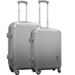 [Set 2 Vali (Size 50-60)] Vali Du Lịch Cao Cấp Trip - P807 - Bạc
