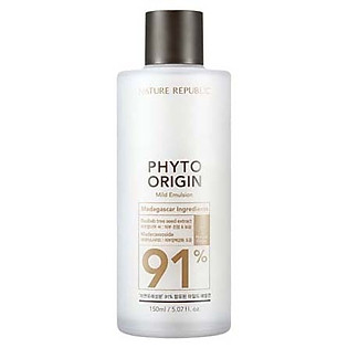 Sữa Dưỡng Phục Hồi Da Nature Republic Phyto Origin Mild Emulsion (150Ml)