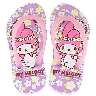 Dép Sanrio My Melody 815775 - Tím