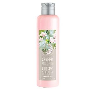 Sữa Dưỡng Thể Hương Hoa Anh Đào Yves Rocher Cherry Bloom (200Ml) - Y102148