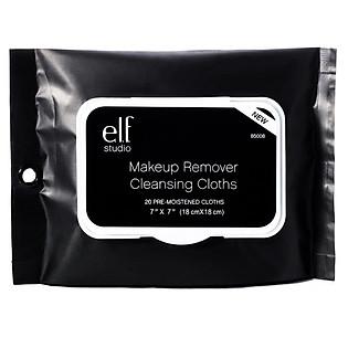 Khăn Ướt Tẩy Trang E.L.F. Studio Makeup Remover Cleansing Cloths - 85008