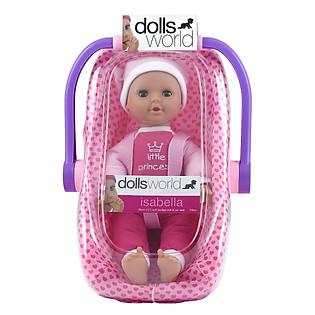 Búp Bê Dolls World Dạo Chơi Cùng Bé - DW8550