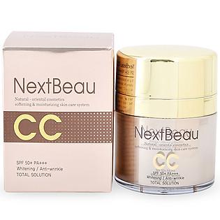 Kem Nền Tự Điều Chỉnh Sắc Da CC Cream Netxbeau (40G)