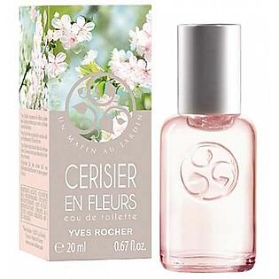 Nước Hoa Hương Anh Đào Yves Rocher Cherry Blossom  (20Ml) - Y102185