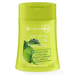 Gel Tắm Hương Chanh Yves Rocher Lime From Hydratation (200Ml) - Y101379