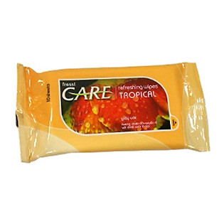Gói 10 Khăn Ướt Fressi Care Tropical